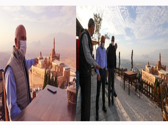 Vali Dr. Osman Varol Doğubayazıt'ta esnaf ziyaretinde bulundu