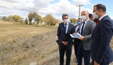 Vali Varol, Gıdakent Projesi Kapsamında İncelemelerde Bulundu