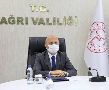 Vali Varol'un Başkanlığında Tarım ve Hayvancılık Konulu Çalışma Grubu Toplantısı Yapıldı