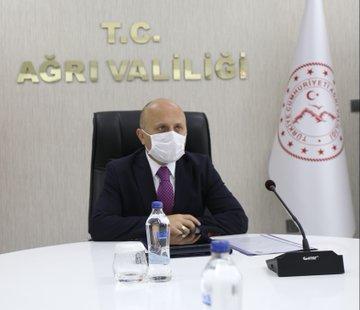 Vali Varol'un Başkanlığında İl Hıfzıssıhha Kurulu Toplantısı Düzenlendi