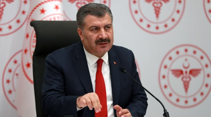 Sağlık Bakanı Koca Ağır ve Aktif Hasta Sayısı Artmaya Devam Ediyor