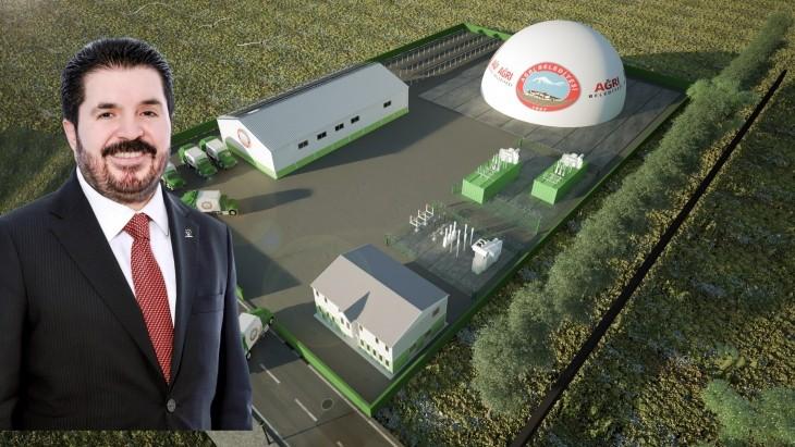 Başkan Sayan Belediyemiz  Çöpten Elektrik Üretecek