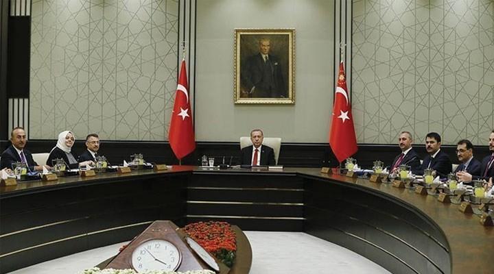 Cumhurbaşkanlığı Kabine toplantısında bugün hangi konular masaya gelecek