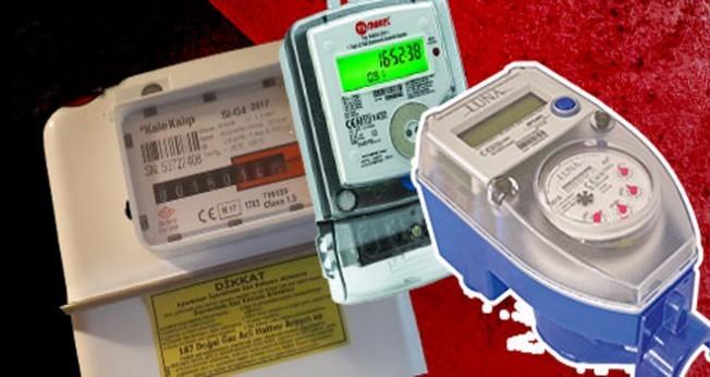 Elektrik, su, doğalgaz sayaçlarına muayene ücreti yolda