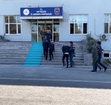 Terör örgütü PKK'ya yönelik operasyonda 6 şüpheli yakalandı
