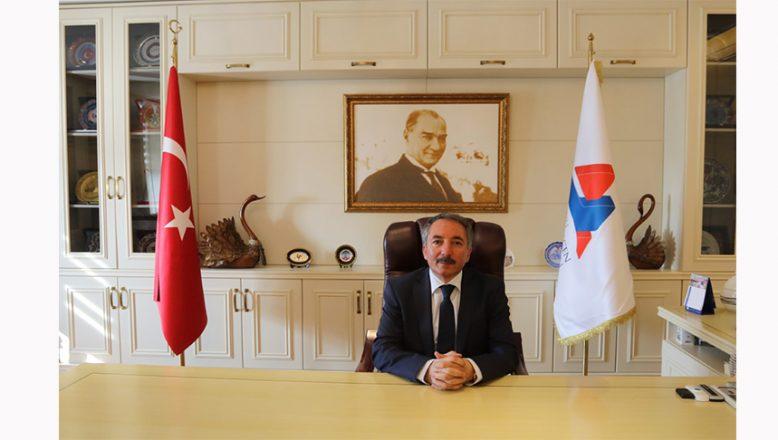 AİÇÜ Rektörü KARABULUT'un 10 Kasım Atatürk'ü Anma Mesajı