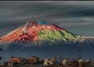 Savcı Sayan: Ermenistan Ağrı Dağı'na baktığında bu fotoğrafı görecek