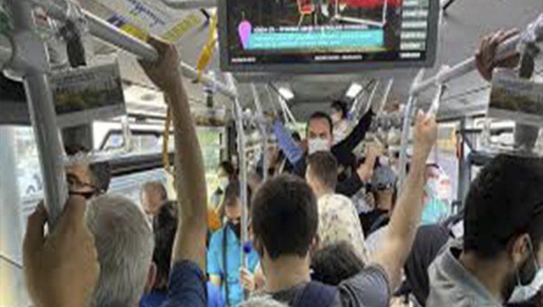 65 Yaş üstü, 20 yaş altı toplu taşıma kullanamayacak