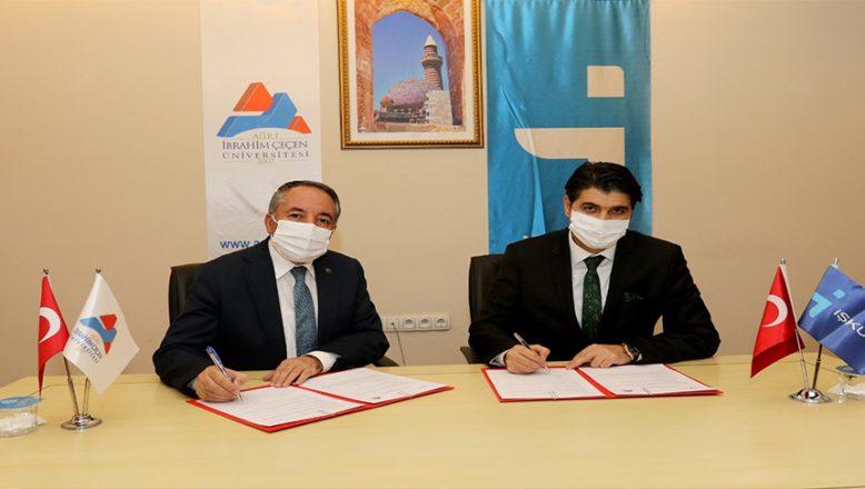 AİÇÜ İle İl Çalışma ve İş Kurumu Arasında İşbirliği Protokolü İmzalandı