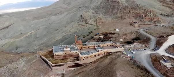 Ağrı'nın Göz Bebeği,Tarihi İshak Paşa Sarayı 105 bin Turiste Ev Sahipliği Yaptı