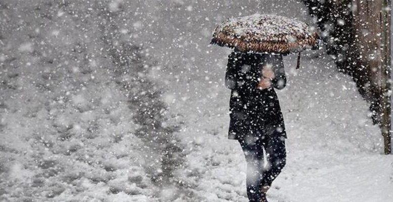 Ağrı ve çevre illerde kar yağışı bekleniyor