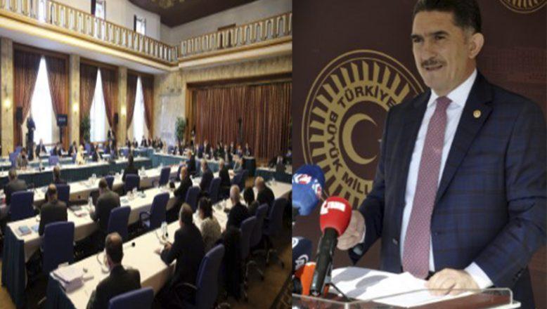 Milletvekili Çelebi: AK Parti, bütçeleri faiz bütçesi olmaktan çıkarıp halkın bütçesi yaptı