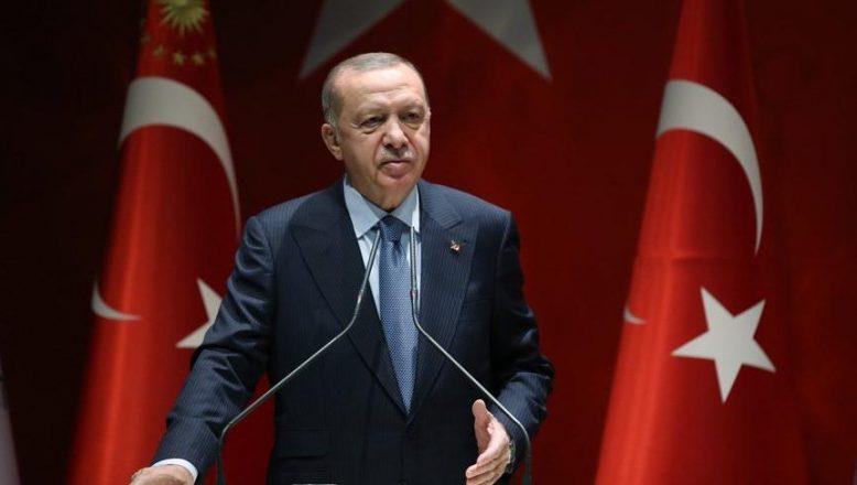 Cumhurbaşkanı Erdoğan:Salgının seyrinin önüne geçemezsek daha can acıtıcı tedbirler uygulayabiliriz