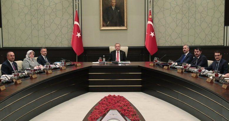 Cumhurbaşkanlığı Kabine Toplantısından Hangi Yasaklar Çıkacak?