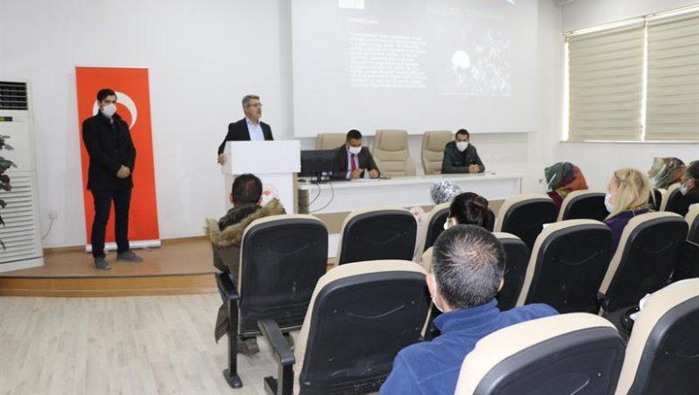 Ağrı İl  Tarım Müdürlüğü ve İŞKUR işbirliği İle Kültür Mantarı Yetiştiriciliği Kursu Düzenlendi