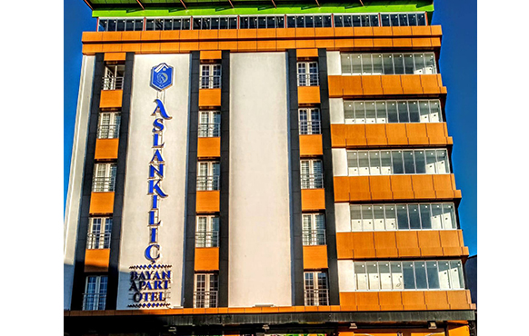 Ağrı'da Aslankılıç Apart Otel Açıldı
