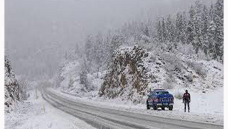 Meteorolojiden Doğu Anadolu İçin Kar, Buzlanma ve Don Uyarısı Geldi