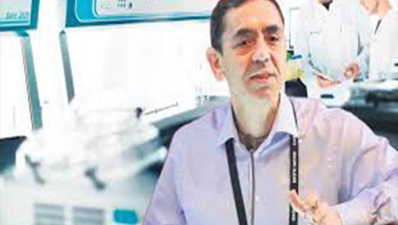 Prof. Dr. Uğur Şahin: Kanserle mücadelede devrim olacak