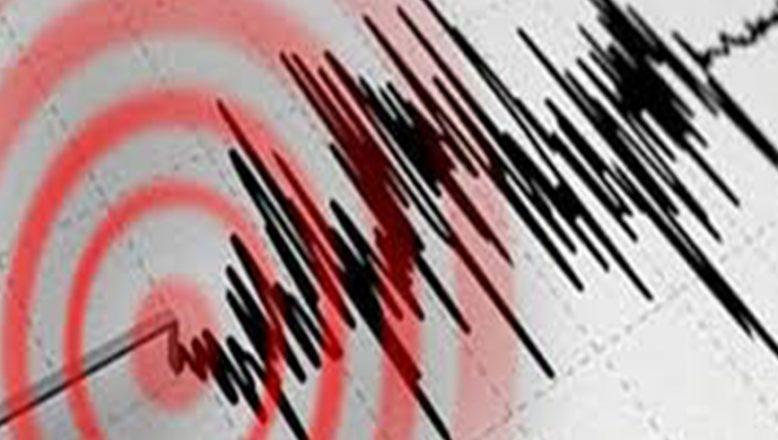 Antalya'da 5.5 Büyüklüğünde Deprem Meydana Geldi