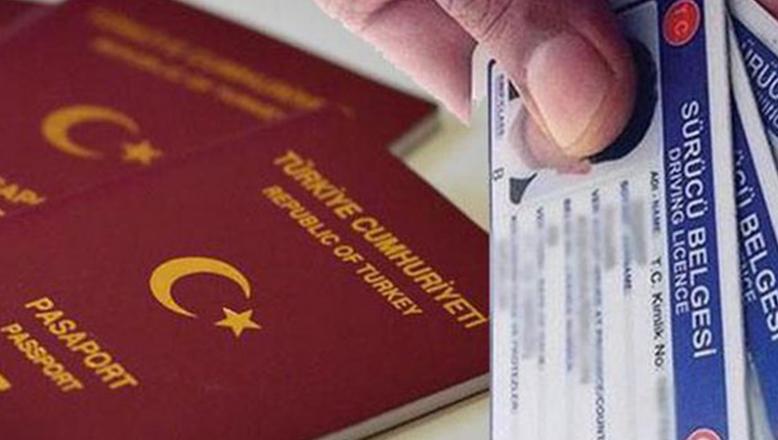 Yeni yılda sürücü belgesi ve pasaport harçları değişti