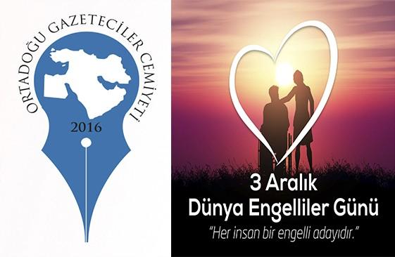 OGC'nin 3 Aralık Dünya Engelliler Günü Mesajı