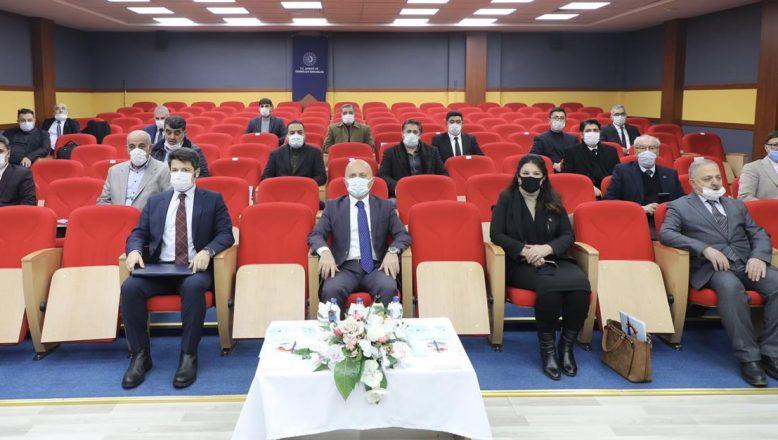 Vali Varol, KÜSİ Toplantısına Katıldı