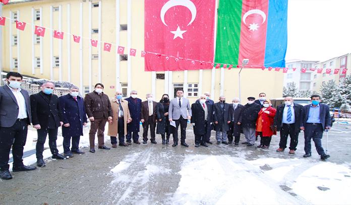 AK Parti Ağrı Belediye Meclisi'nden Kınama