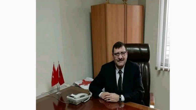 Ağrı'lı İş Adamı Canşi, Kocaeli Ak Parti İl Yönetiminde Sosyal Politikalar Başkanı Oldu