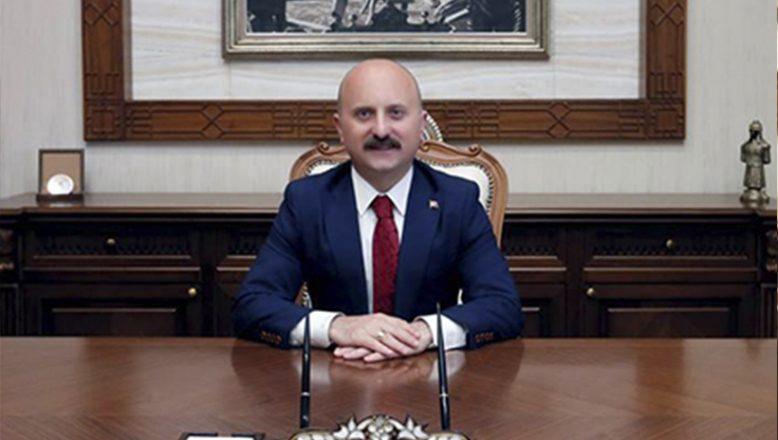 Vali Dr. Osman Varol'un Yeni Yıl Mesajı