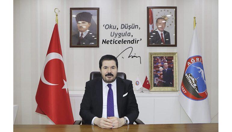 Başkan Savcı Sayan'ın Yeni Yıl Mesajı