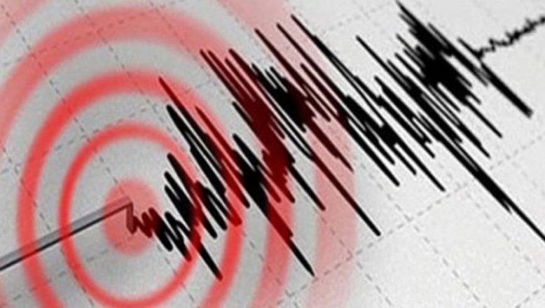 Elazığ'da 4,1 büyüklüğündeki deprem korkuttu