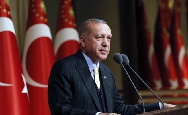 """Cumhurbaşkanı Erdoğan'ın: """"Yüz yüze eğitim ve kira müjdesi"""" ile ilgili açıklamaları"""