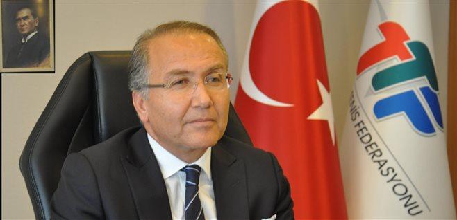 TTF Başkanı Cengiz Durmuş'un Taziye/ Teşekkür Mesajı