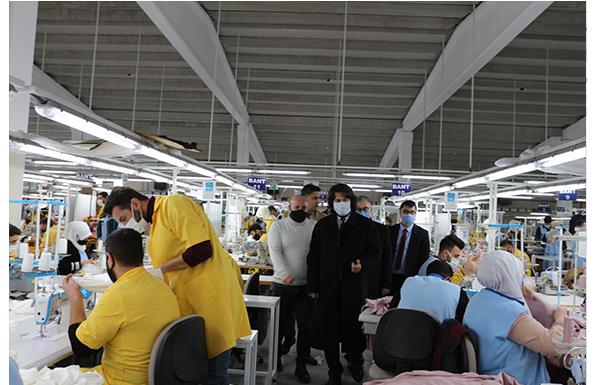 Tekstilkent ile Ağrı'nın Kaderi Değişiyor