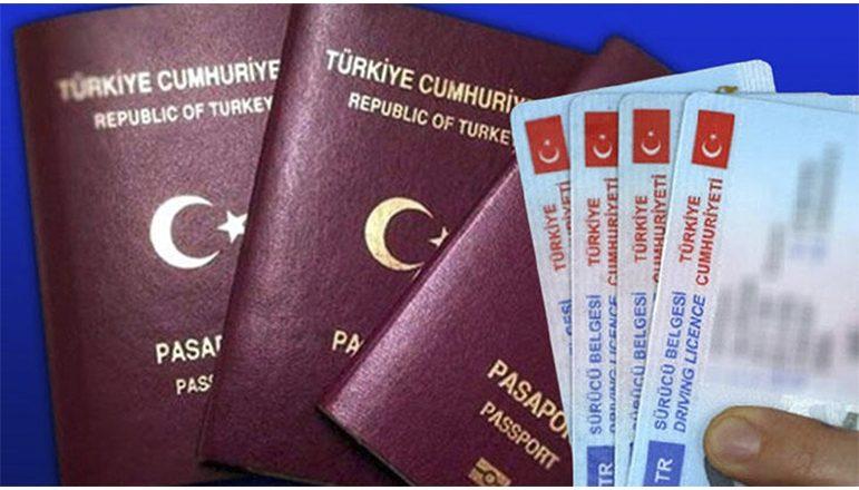 Yeni Yılda ehliyet harç ücreti ve pasaport harcı ne kadar oldu?
