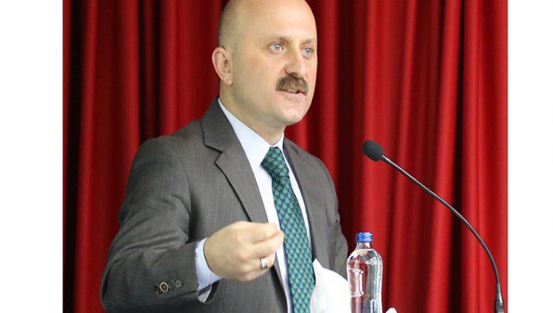 Vali Varol Ağrı Turizm Tanıtım Toplantısına Katıldı