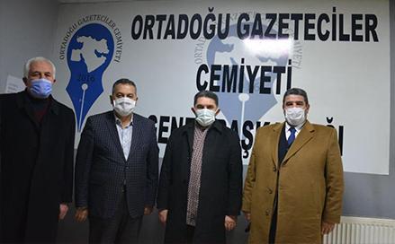 Milletvekili Ekrem Çelebi'den OGC'ye Ziyaret