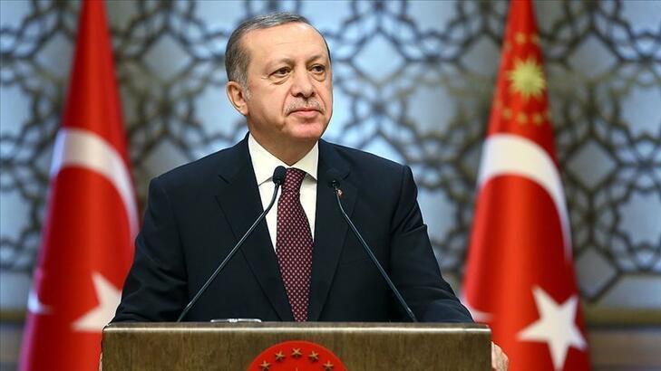Cumhurbaşkanı Erdoğan: Gelir kaybı yaşayan esnafa destek ödemesi yapılacak