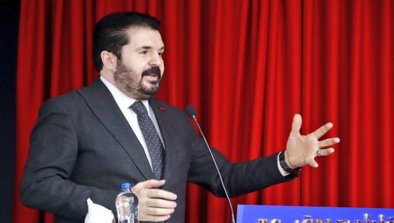Ağrı Belediye Başkanı Savcı Sayan: Ağrı dört dörtlük bir turizm merkezi olacak