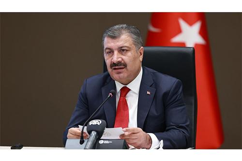 Türkiye'de koronavirüsten 174 kişi hayatını kaybetti
