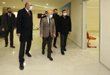 Ağrı Valisi Dr. Osman Varol, Etüt Merkezini İnceledi
