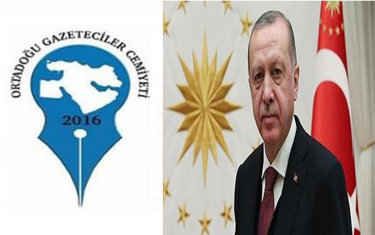 OGC'den, Cumhurbaşkanı Erdoğan'a Doğum Günü Kutlama Mesajı