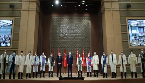AİÇÜ Rektörü KARABULUT, YÖK Anadolu Projesi Tanıtım Toplantısına Katıldı