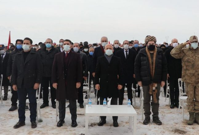 Ağrı Dağı, Düzenlenen Programla Kış Tırmanışlarına Açıldı