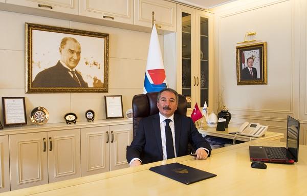 AİÇÜ Rektörü Karabulut'tan Atama Teşekkür Mesajı