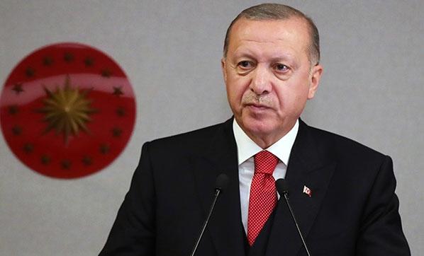 Cumhurbaşkanı Erdoğan: İfade Alma İşlemleriyle İlgili Açıklamada Bulundu