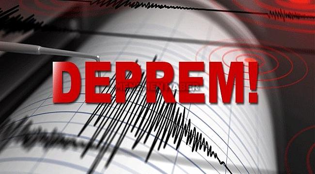İzmir'de 4,4 Büyüklüğünde Deprem Korku Yarattı