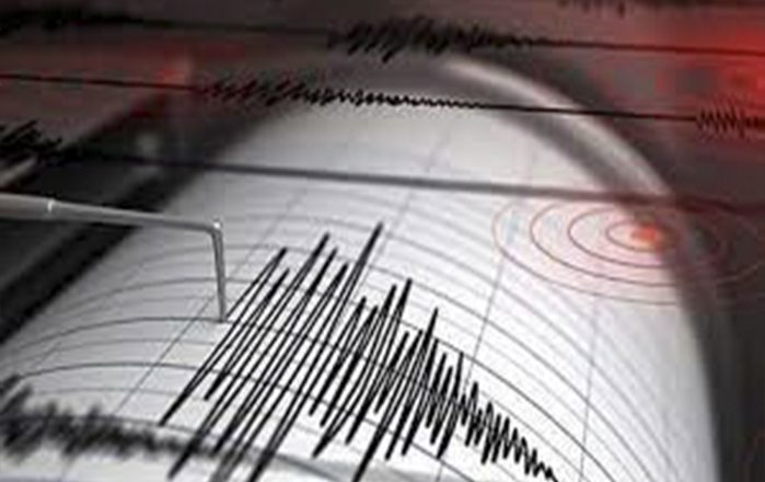 Ağrı'nın Doğubayazıt ilçesinde  4 büyüklüğündeki deprem korkuttu