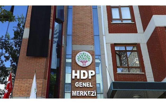 HDP'ye kapatma davasında hangi isimlere siyasi yasak isteniyor