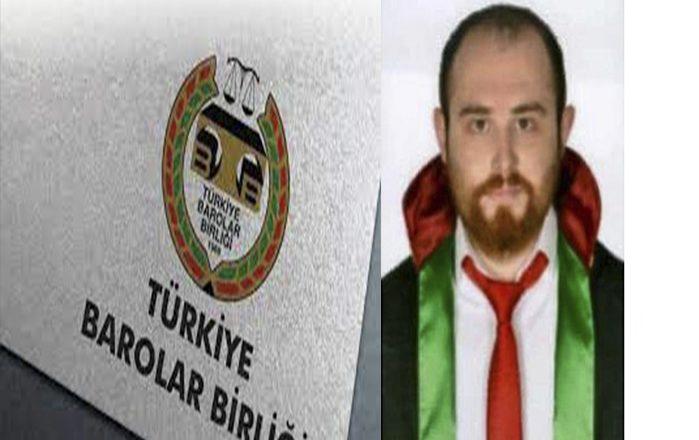 80 Baro Başkanından: Görevi Başında Öldürülen Avukat Arslan İçin Açıklama